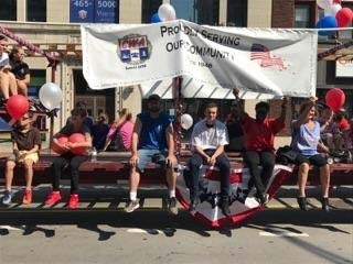 2017 Labor Day Parade