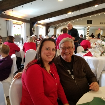 Retiree Christmas Lunch 12/11/19