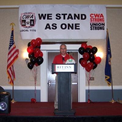 2020 CWA 1170 Rally