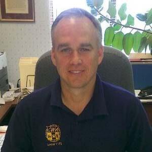 John Pusloskie, President